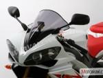 Plexi MRA pro YAMAHA YZF R1 07-08 Racing