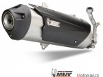 Výfuk Yamaha X-City a X-Max 125, 250, 400