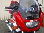 Plexi MRA pro YAMAHA XJR 1200 -01 Variotouring
