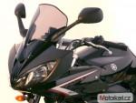 Plexi MRA pro YAMAHA FZ 600 S2 Fazer 07- Racing