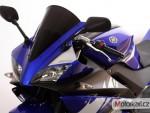 Plexi MRA pro YAMAHA YZF R 125 08- Racing