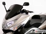 Plexi MRA pro YAMAHA T-MAX 500 (XP) 08- Sport M