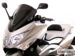 Plexi MRA pro YAMAHA T-MAX 500 (XP) 08-11 Racing M