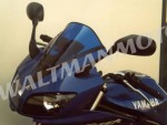 Plexi MRA pro YAMAHA FZS 600 FAZER 02-03 Racing