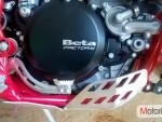 Kryt motoru z vysoce pevného duralu pro Beta 2T- Beta 2T 250
