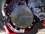 Karbonové kryty vík motoru 2T-spojky a zapalování-Beta 2T