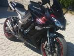 Kawasaki Z 1000 SX ABS Podsvícená