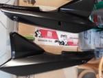 Boèní kryty suzuki gsf 650