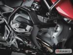 Carbonové padací rámy SW-Motech pro BMW R1200GS LC 2013