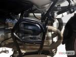 Spodní padací rám Heed pro BMW R1150GS Adventure