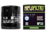 Olejové filtry HifloFiltro HF