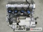 Motor najeto 31000km (poškozený držák, možnoi po ND)