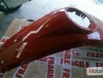 Pøední zobák  a kryt nádrže na BMW R 1200GS LC