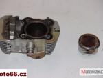 Válec + píst pøední Honda VT 750 C2 Shadow
