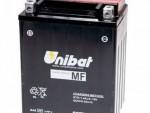 Baterie bezúdržbová Unibat CBTX14AH-BS 12AH, 210A