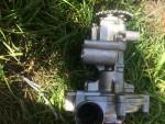 Vodn� pumpa a olejov� �erpadlo na R1 98-03