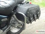 Yamaha Virago XV 750/1100 zadní padací rámy