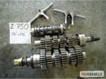 Motorové díly Z 750