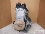 Motor GSX-R 600
