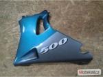 Kapotáž ZZR 600