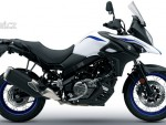 Suzuki DL 650 XT - 2019 - Akce moto z výstavy bílá