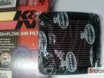 Vzduchový filtr K&N SU 9094 na Suzuki RF600/900