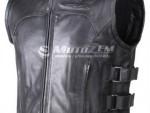Kožená vesta na motorku RSA Biker
