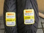 Pneu Pireli Angel ST 120/70/17-180/55/17