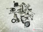 Šrouby + spojovací materiál - motor