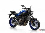 Yamaha MT-07 2017 SKLADEM VÍCE BAREV