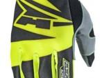 Motokrosové rukavice AXO SX èerno-žluté