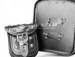 Kožená kapsièka pro kufr na motorku RSA-1B