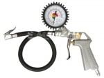 Pistole na hustìní pneu s manometrem 2,8-10 bar