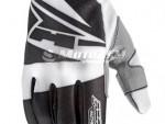 Motokrosové rukavice AXO SX èerno-bílé