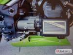 Spoiler pro Moto Guzzi Griso