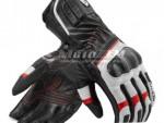 Dámské rukavice na motorku Revit Xena 2 bílo-èervené