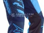 Motokrosové kalhoty AXO SR modré