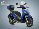 Piaggio Beverly S 300ie ABS/ASR