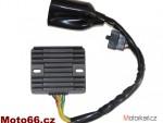 Regulátor dobíjení VFR 800 Vtec