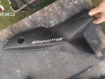 Yamaha BT 1100 kryty pod sedlo