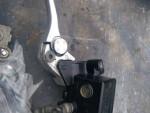 Yamaha BT 1100 predni brzdova pumpa