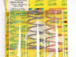 Kontrastní pružina - Sada  Suzuki Katana 50  9907890
