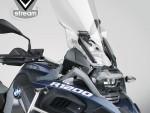 Plexi Ztechnik cestovní extra vysoké 56cm pro R1200GS/A LC