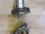 Vodní pumpa / olejová pumpa