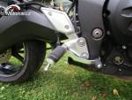 Yamaha FZ1 N stupaèky, držáky