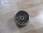 Rotor + volnobìžka + ozubené kolo