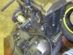 Kompletní motor ZR750JE