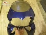 Plexi + Maska / pøední plast / kapota