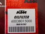 KTM olejový filtr - 60038015000 - HF650