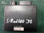 Øídící jednotka - cdi GSX-R 600 SRAD